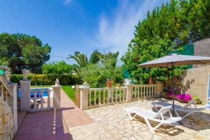 Location villa  piscine CV ORLA 15