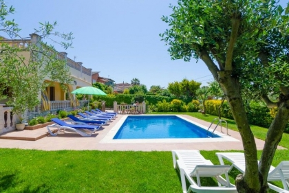 Location villa  piscine CV ORLA 14