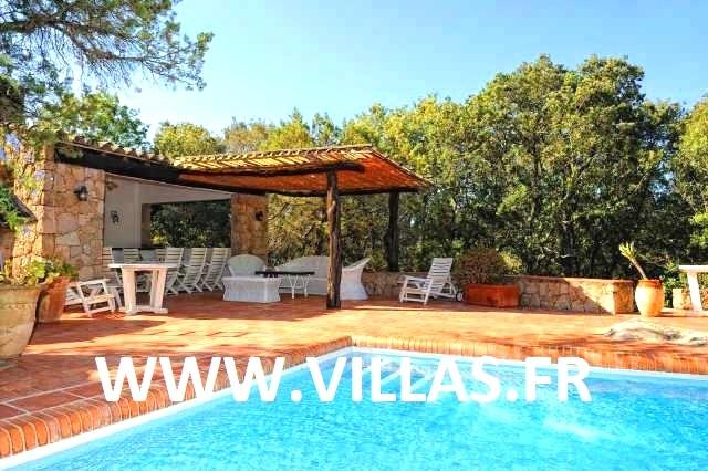 Location Villa Piscine Porto Vecchio 10 Personnes Corse 008
