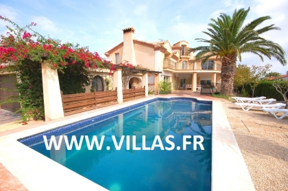 Location villa  piscine DV PAT 1