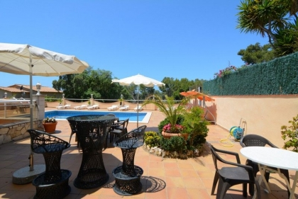 Location villa  piscine CV LARO 4