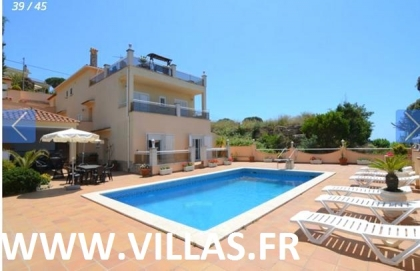Location villa  piscine CV LARO 1