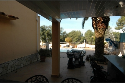 Location villa  piscine CV LARO 11