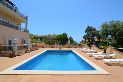 Location villa  piscine CV LARO 5