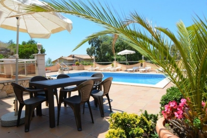 Location villa  piscine CV LARO 8