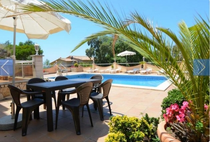 Location villa  piscine CV LARO 7