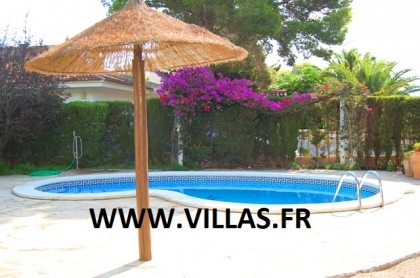 Location villa  piscine CP CARMALLA 3