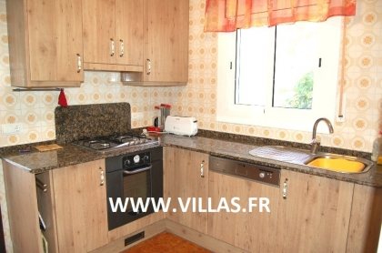 Location villa  piscine CP CARMALLA 17