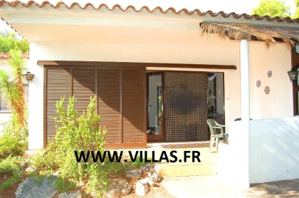 Location villa  piscine CP CARMALLA 12