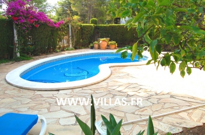 Location villa  piscine CP CARMALLA 5