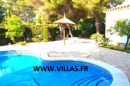 Location villa  piscine CP CARMALLA 4
