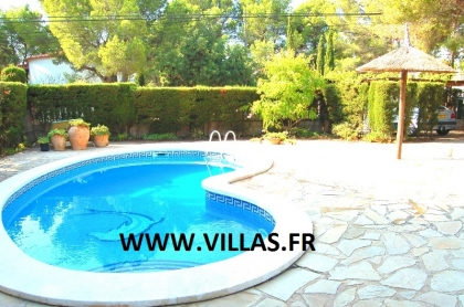 Location villa  piscine CP CARMALLA 6