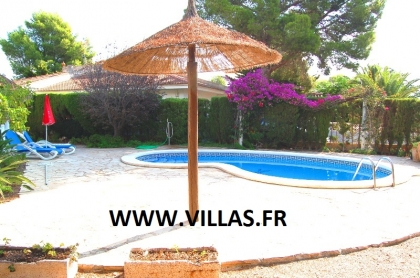 Location villa  piscine CP CARMALLA 7