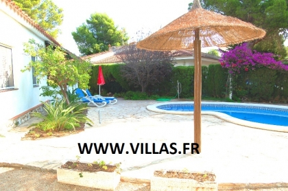 Location villa  piscine CP CARMALLA 1