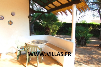 Location villa  piscine CP CARMALLA 11