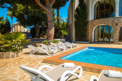 Location villa  piscine OL CINTY 6