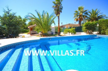 Location villa  piscine CP LASKA 1