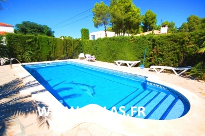 Location villa  piscine CP LASKA 2