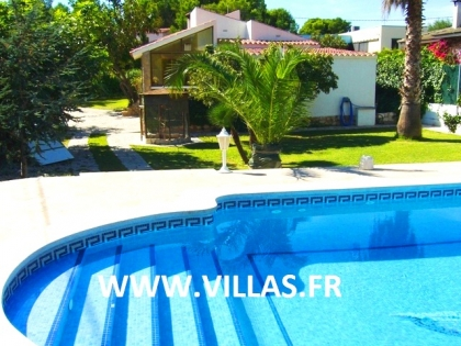 Location villa  piscine CP LASKA 4