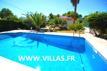 Location villa  piscine CP LASKA 5