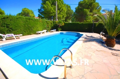 Location villa  piscine CP LASKA 3