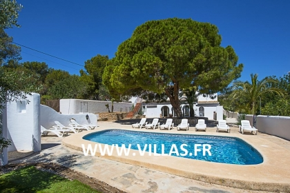 Location villa  piscine OL FANA 1
