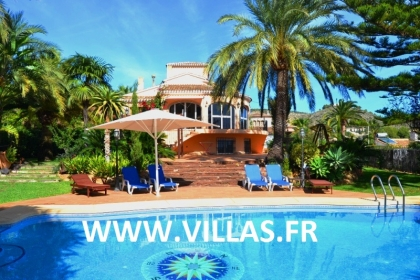 Location villa  piscine WB ALMEN 1