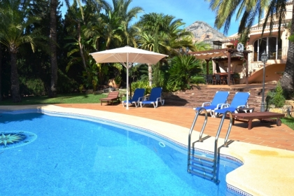 Location villa  piscine WB ALMEN 4