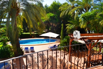 Location villa  piscine WB ALMEN 6