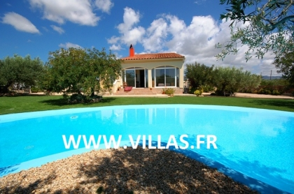 Location villa  piscine DV MILI 2