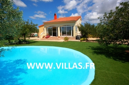 Location villa  piscine DV MILI 4