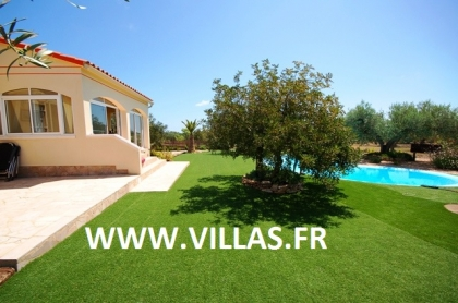 Location villa  piscine DV MILI 1