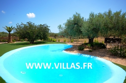 Location villa  piscine DV MILI 3