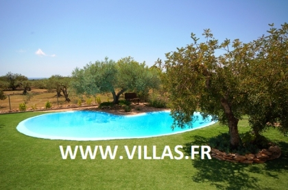 Location villa  piscine DV MILI 25