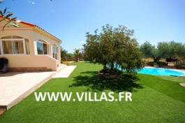 Location villa DV MILI