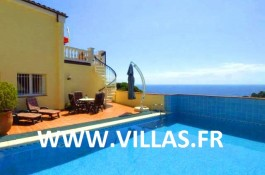 Location villa BRAVA-057