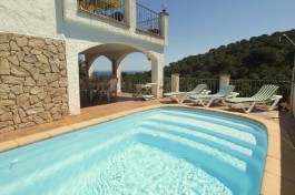 Location villa BRAVA-058