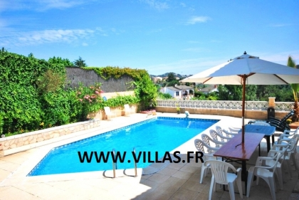 Location villa  piscine CV TINO 1