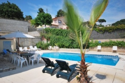 Location villa  piscine CV TINO 4