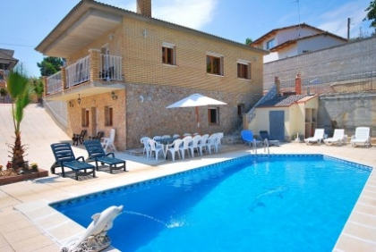 Location villa  piscine CV TINO 5