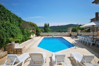 Location villa  piscine CV TINO 3