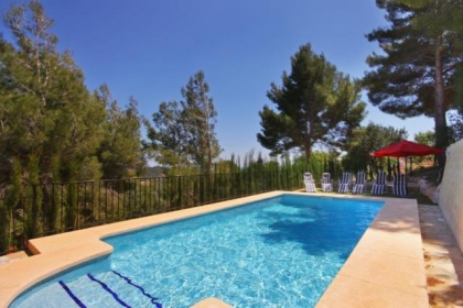 Location villa  piscine OL ROSA 1