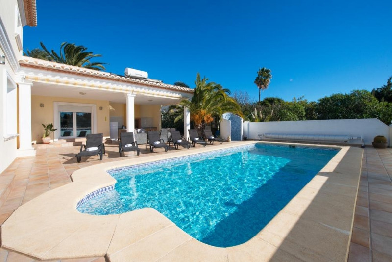Location villa piscine moraira 10 personnes ol mali for Location villa piscine