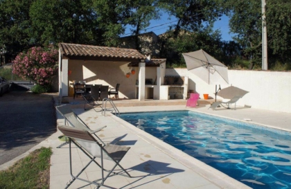 Location villa  piscine GT ABRI 4