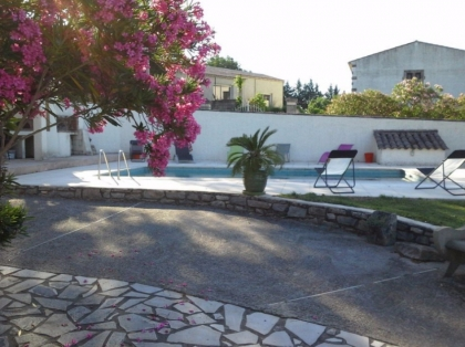 Location villa  piscine GT ABRI 5