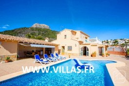 Location villa AB IVA