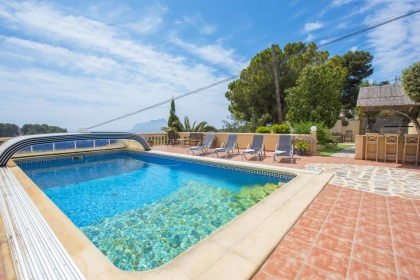 Location villa  piscine OL SIRA 2