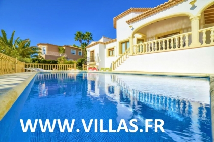 Location villa  piscine OL ALTA 1