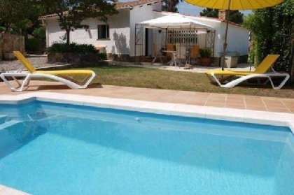 Location villa  piscine BRAVA-072 1