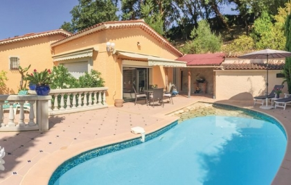Location villa  piscine FCV-ROB255 1